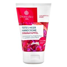 DermaSel Spa Dead Sea Pomegranate Hand Cream