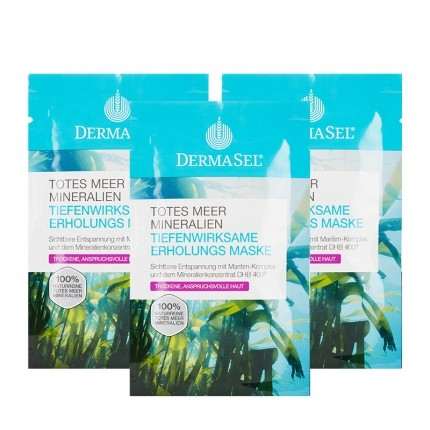 DermaSel SPA Dead Sea Revivial Face Mask