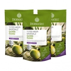 DermaSel SPA Dead Sea Salt Olive Oil Bath Salts