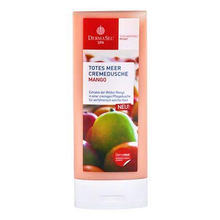 Köpa billiga DermaSel SPA Hälsodusch från Döda havet med mango online