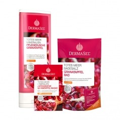 DermaSel SPA Totes Meer Granatapfel Hautpflege-Set