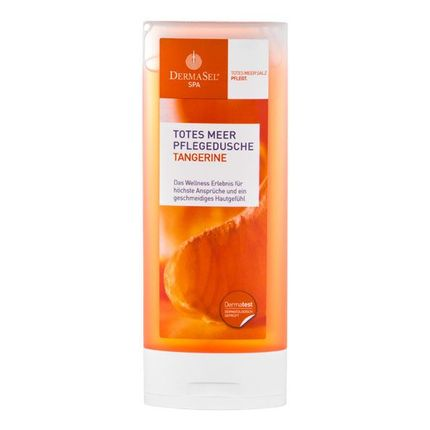 DermaSel SPA Totes Meer Pflegedusche, Tangerine