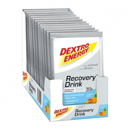 Dextro Energy After Sports Drink Tropical, Pulver