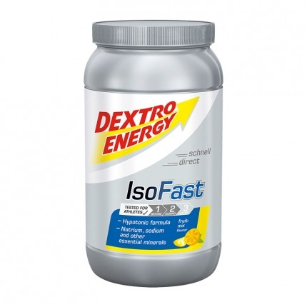 Dextro Energy Carbo Mineral Drink Fruit Mix Dose