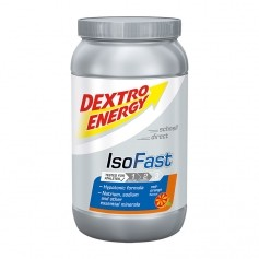 Dextro Energy Carbo Mineral Drink Red Orange Dose