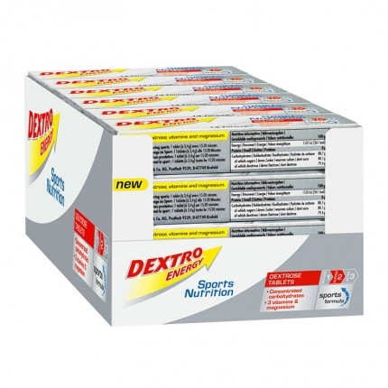 Dextro Energy Dextrose Tablets Sports Formula Sticks