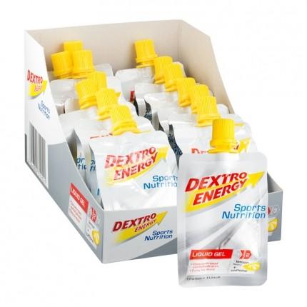 Dextro Energy Liquid Gel Lemon+Caffeine