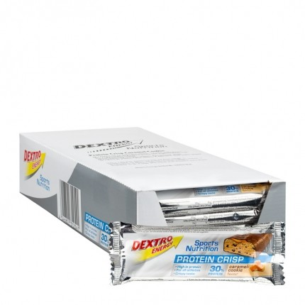 Dextro Energy Dextro Energy Protein Crisp Caramel-Cookie, Riegel