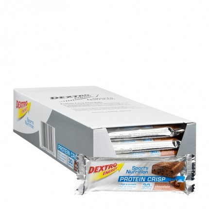 Dextro Energy Dextro Energy Protein Crisp Chocolate, Riegel