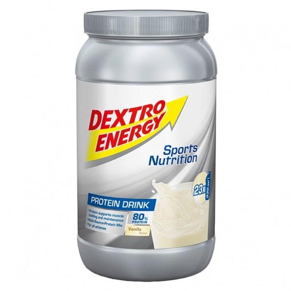 Dextro Energy Protein Drink Vanilla Dose Nu3