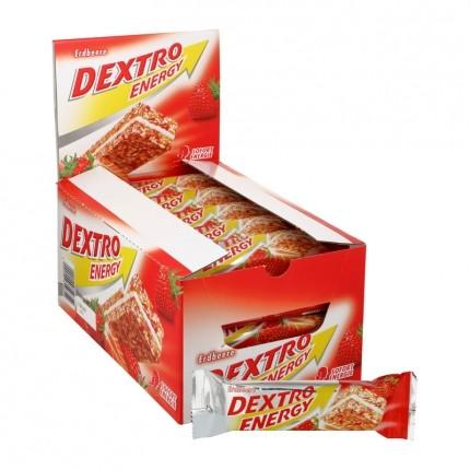 Dextro Energy Riegel, Erdbeere
