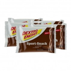 5 x Dextro Energy Sport-Snack Chocolate, Riegel