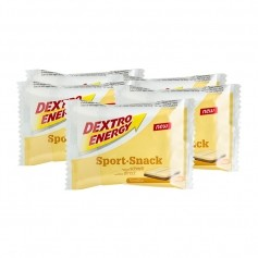 5 x Dextro Energy Sport Snack Vanilla, Riegel
