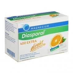 Diasporal 400 Extra Direct  Magnesium Granules