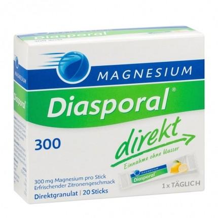 Magnesium Diasporal 300 direkt, Direktgranulat