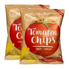 Dörrwerk Tomaten Chips, Chil-Lemon