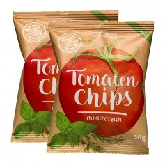 Dörrwerk Tomaten Chips, Mediterran