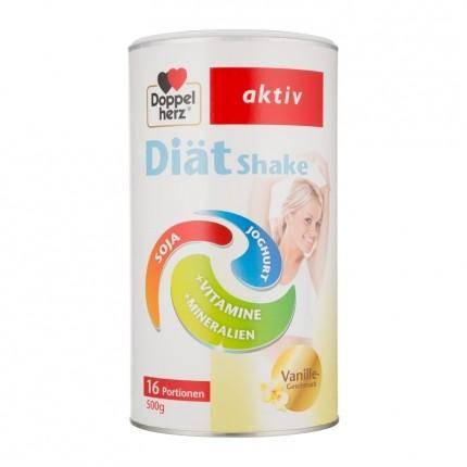 aktiv Diät Shake, Vanille, Pulver (500 g)