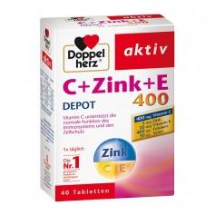 Doppelherz C + Zink + E Depot