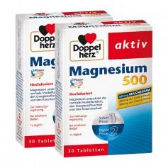 Doppelherz Magnesium 500 2-Phasen-Depot