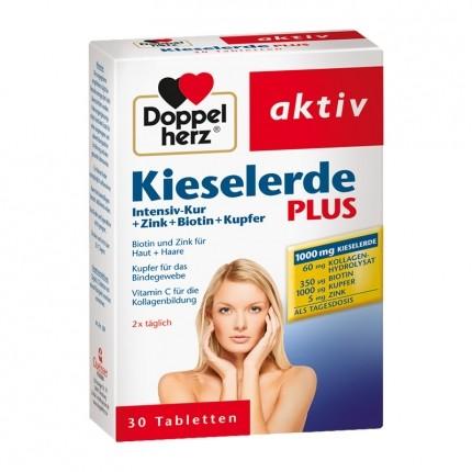 Doppelherz Kieselerde Plus, Tabletten