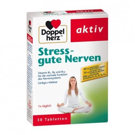 Doppelherz Stress - gute Nerven (30 Tabletten)