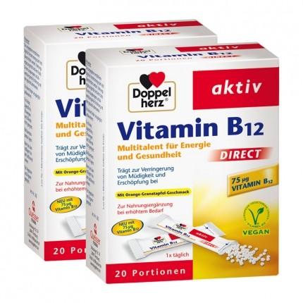 Doppelherz Vitamin B12 direct