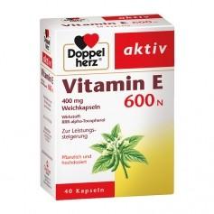 Doppelherz Vitamin E 600 N