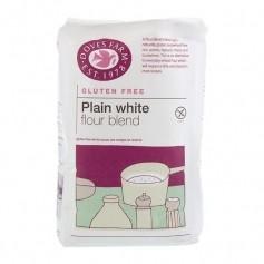 Doves Farm Gluten & Wheat Free Plain White Flour