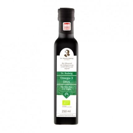 Bio Omega-3 DHA Öl (250 ml)