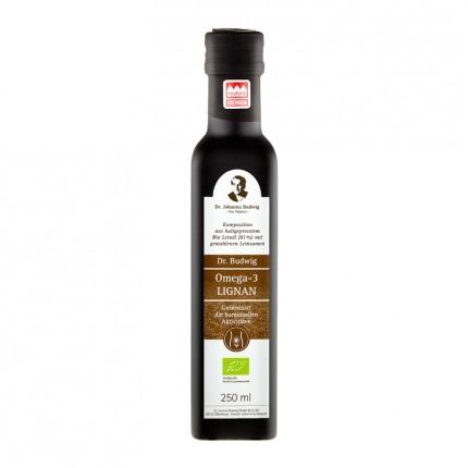 Bio Omega-3 Lignan (250 ml)
