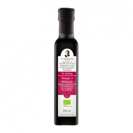 Bio Omega-3 Woman, Öl (250 ml)