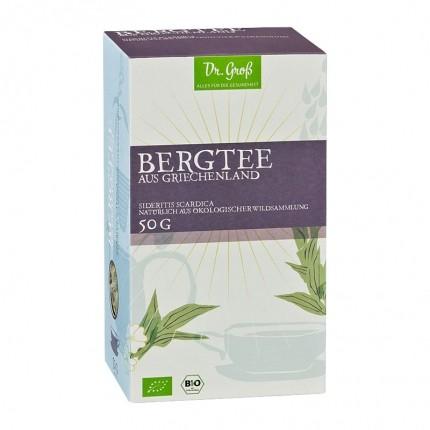 Bio Bergtee aus Griechenland, lose (50 g)