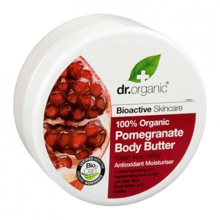Dr Organic Dr Organic granatäpple bodybutter 200ml