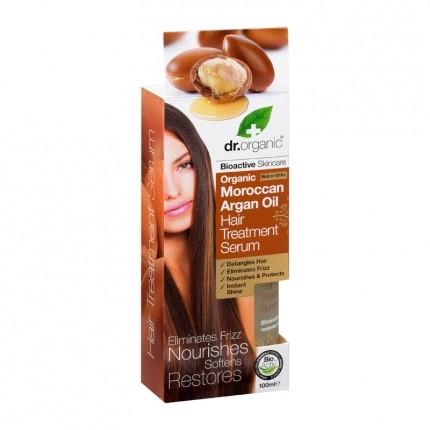 Dr Organic Dr Organic arganolja hårelixir 100ml