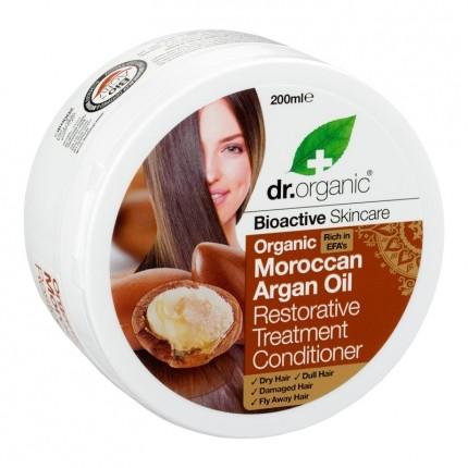 Dr Organic Dr Organic arganolja hair treatment cond. 200ml