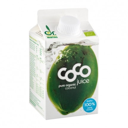 Dr. Antonio Martins økologisk kokosjuice