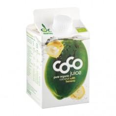 Dr. Antonio Martins økologisk kokosjuice med banan