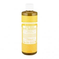 Dr. Bronner's Liquid Soap Zitrus Orange