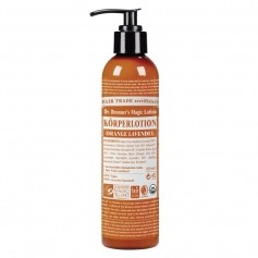 Dr. Bronner's Lotion Orange Lavendel
