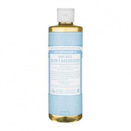 Dr. Bronner's Liquid Soap Neutral-Mild