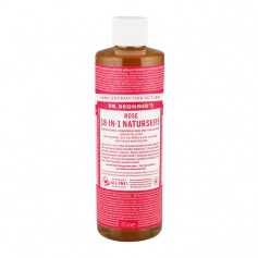 Dr. Bronner's Liquid Soap Rose