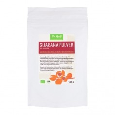 Dr. Gross Bio Guarana, Pulver