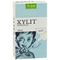 Dr. Gross, Xylitol , en gros grains