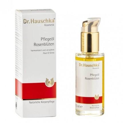 Dr. Hauschka, Huile de soin pétales de rose