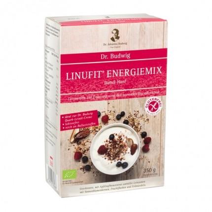 Dr. Budwig Linufit Energiemix Dattel-Hanf