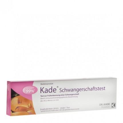 Dr. Kade Pharma Schwangerschaftstest