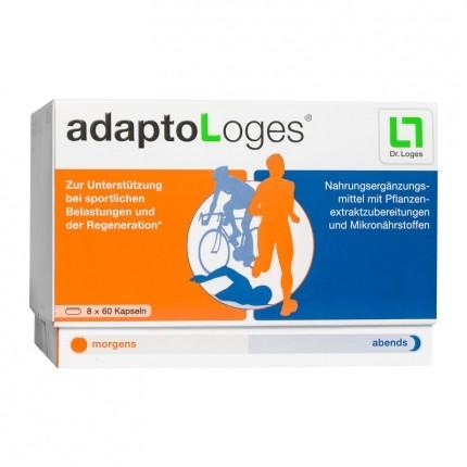 Dr. Loges anabol-loges intens, Kapseln