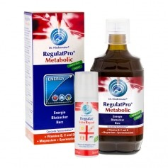 RegulatPro Metabolic-Paket
