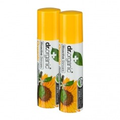 2 x Dr Organic, Organic Vitamin E Lip Balm